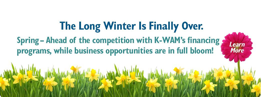Spring – Ahead Financing Programs